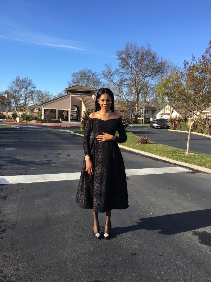 Reign dress